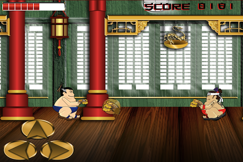 Screenshot A Sumo Fight