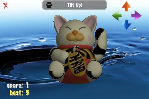 Screenshot Copy Cat – Tilt 3D Memory Game
