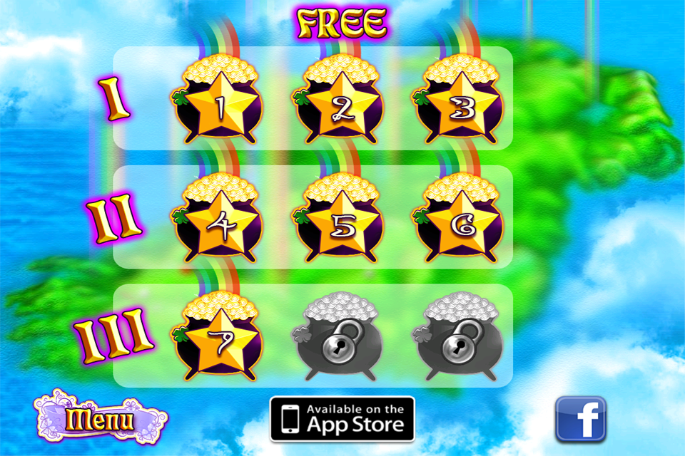 Screenshot Lucky Clover Pot O' Gold FREE